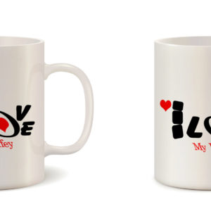 I Love You - Mugs for every occasion. 3 - Product GuruJi
