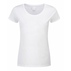 Ladies White - Front