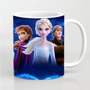 Frozen Elsa Anna Ceramic Mug 8 - Product GuruJi