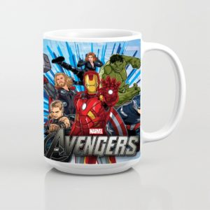 Avengers: Infinity War (Marvel Superheros) Light Ceramic Mug 4 - Product GuruJi
