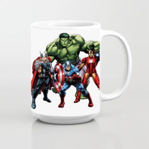 "Ceramic Incredible ""Hulk"" Print Ceramic Coffee Mug for Kids 6 - Product GuruJi"