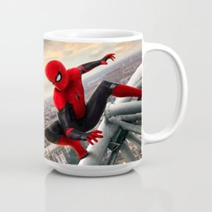 Ceramic Marvel Spider Man Superhero Coffee Mug for Kids 5 - Product GuruJi