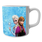 Frozen Elsa Anna White Ceramic Mug/Cup 1 - Product GuruJi