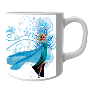 Buy Elsa Cartoon Coffee Mug for Friends/Birthday Gifts 10 - Product GuruJi