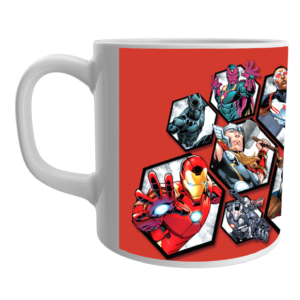 Super Hero Avengers Printed Coffee/Tea Mugs 5 - Product GuruJi
