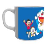 Doraemon Cartoon Ceramic Cup Mug 2 - Product GuruJi