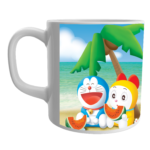 Cartoon Doraemon Coffee Milk Ceramic Mug 2 - Product GuruJi