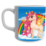 Best unicorn design print coffee/tea  mug/cup for kids 1 - Product GuruJi
