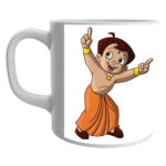 Cute cartoon chhota bheem character printed coffee mug for kids 2 - Product GuruJi