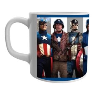 Superheros, Infinity War Marvel Superheros, Avengers Superheros Gift for Boys Ceramic Mug 8 - Product GuruJi