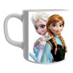 Beautiful Coffee mug For Office with Dolls Pattern white Ceramic coffee Mug, Dolls Pattern white Ceramic coffee Mug for kids,for gifts 1 - Product GuruJi