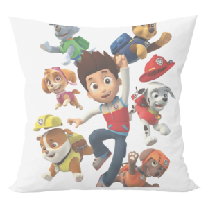 Paw patrol cartoon cushion with cushion cover 5 - Product GuruJi