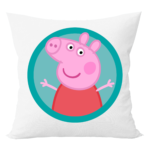 Peppa pig cushion with cushion cover for kids 1 - Product GuruJi