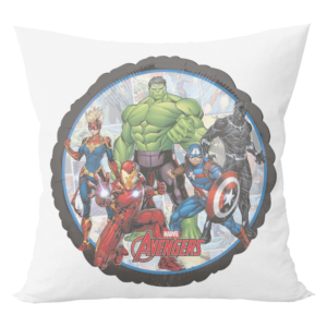 Avengers marvals superheros cushion with cushion cover 5 - Product GuruJi