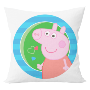 Peppa pig cushion with cushion cover 3 - Product GuruJi