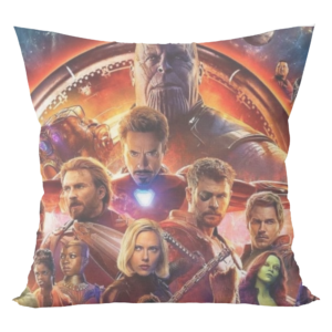 Avengers superheros Cushion with cushion cover for kids 9 - Product GuruJi