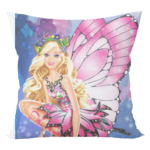 Barbie doll cushion with cushion cover 1 - Product GuruJi