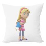 Dolls cushion with cushion cover 2 - Product GuruJi