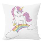 Unicorn cushion with cushion cover for baby kids 1 - Product GuruJi