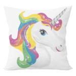 Cute unicorn design cushion with cushion cover 2 - Product GuruJi