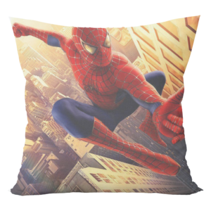 Spidermen cushion with cushion cover for baby kids 10 - Product GuruJi