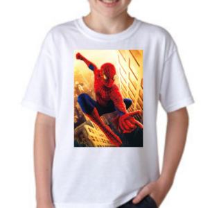 Spidermen Cartoon Tshirt for Boys, Cartoon Tshirts for Kids… 2 - Product GuruJi