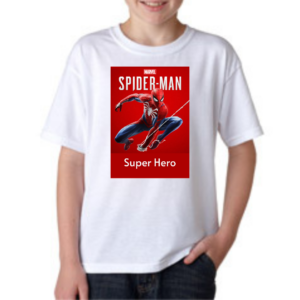 Spidermen Superhero Cartoon Tshirt for Boys, Cartoon Tshirts for Kids… 6 - Product GuruJi
