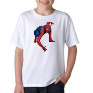 Spidermen Cartoon Action Superhero Tshirt for Boys, Cartoon Tshirts for Kids… 9 - Product GuruJi