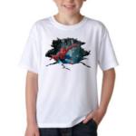 Spidermen Cartoon Tshirt for Boys,Superhero Cartoon Tshirts for Kids… 2 - Product GuruJi