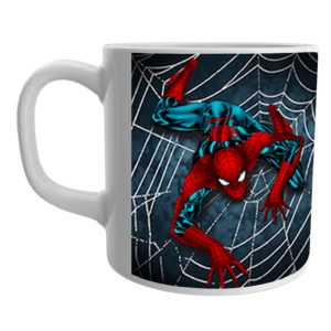 SPIDERMAN Cartoon White Tea and Coffee Ceramic Mug,mug for kids, Mug for Gifts. 3 - Product GuruJi