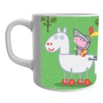 Peppa Pig Design Coffee Mugs Best Gift for Kids Children Coffee mug. 1 - Product GuruJi