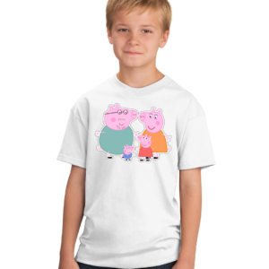Peppa Pig Toon Tshirt for Girls/boys, Cartoon Tshirts for Kids… 8 - Product GuruJi