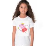 Peppa Pig Cartoon Tshirt for Girls, Cartoon Tshirts for Girls… 1 - Product GuruJi
