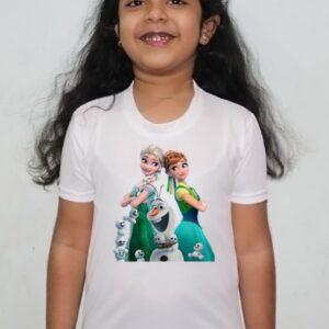 Doll Cartoon Design Tshirt For Girls, Cartoon Tshirt For Girls.. 10 - Product GuruJi