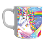 Product Guruji White Ceramic Unicorn Cartoon Coffee Mug for Kids 1 - Product GuruJi
