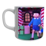 Product Guruji White Ceramic Doraemon Toons on Coffee Mug for Kids. 1 - Product GuruJi