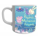 Product Guruji Peppa pig Friend Cartoon White Ceramic Coffee Mug for Kids.… 2 - Product GuruJi