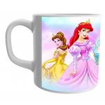 Product Guruji Barbie doll Cartoon White Ceramic Coffee/Tea Mug for Kids.… 2 - Product GuruJi