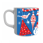 Product Guruji-  'SANTA CLAUS' Print on White Ceramic Coffee/Tea Mug for Kids.… 2 - Product GuruJi