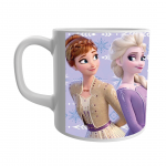 Product Guruji Elsa Cartoon Doll Print White Ceramic Coffee/Tea Mug for Kids.… 1 - Product GuruJi