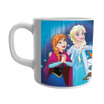 Product Guruji Disney Elsa Cartoon Doll Print White Ceramic Coffee/Tea Mug for Kids.… 2 - Product GuruJi