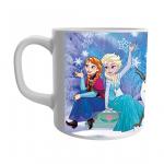 Product Guruji Disney Elsa Toon Doll Print White Ceramic Coffee/Tea Mug for Kids.… 2 - Product GuruJi