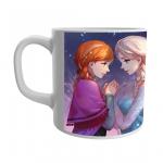 Product Guruji Disney Princess Toon  Print White Ceramic Coffee/Tea Mug for Kids.… 1 - Product GuruJi