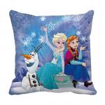 Product Guruji - Elsa Frozen Toons & Characters Cushion 12x12 with filler for kids, Elsa Frozen cushion for kids 2 - Product GuruJi