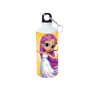 Product guruji Shimmer shine Toon Doll White Sipper Bottle 600ml For Kids... 6 - Product GuruJi