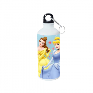 Product guruji Disney Princess Toon White Sipper Bottle 600ml For Kids/Gifts... 2 - Product GuruJi