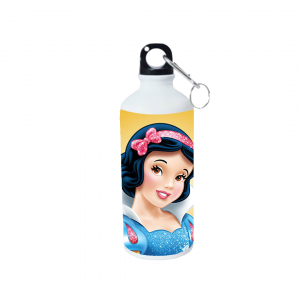 Product guruji Doll Cartoon White Sipper Bottle 600ml For Girls.. 8 - Product GuruJi