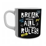 Product Guruji 'Thought Text' Print White Ceramic Coffee/Tea Mug for Kids.. 1 - Product GuruJi