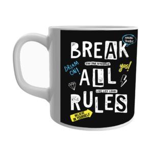 Product Guruji 'Thought Text' Print White Ceramic Coffee/Tea Mug for Kids.. 9 - Product GuruJi