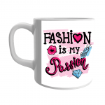 Product Guruji 'Thought Text' Print White Ceramic Coffee/Tea Mug for Girls... 2 - Product GuruJi